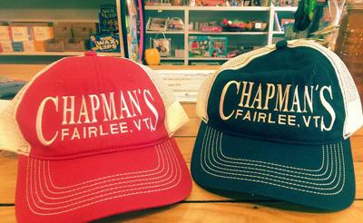 Chapman's Hats